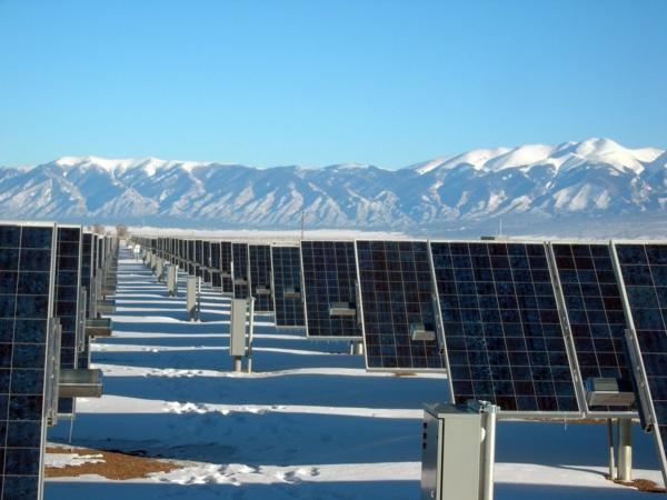 Panneaux solaires 2