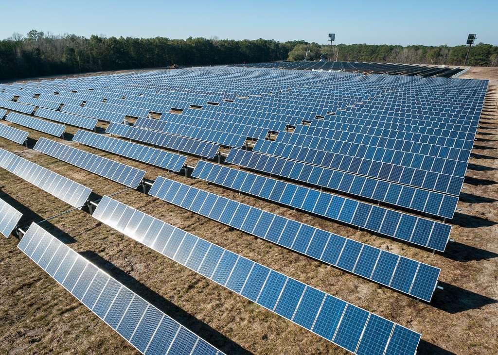 Panneaux solaire afrique